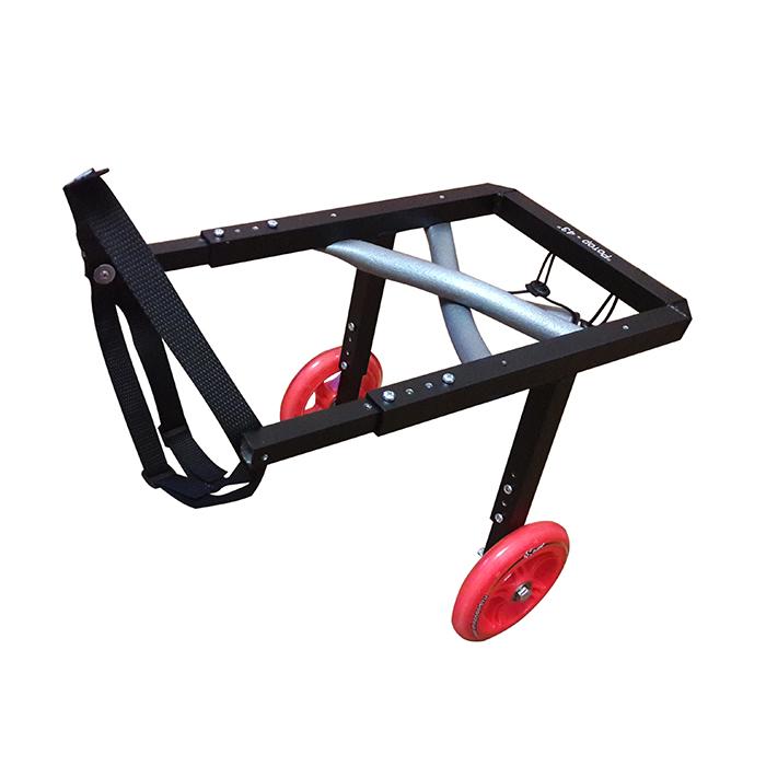 Инвалидная коляска для собаки «ПРОФИЛЬ» (Регулируемая высота и длина. Размер 1)